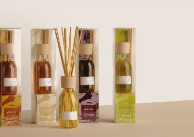 Essence diffuser – Packaging