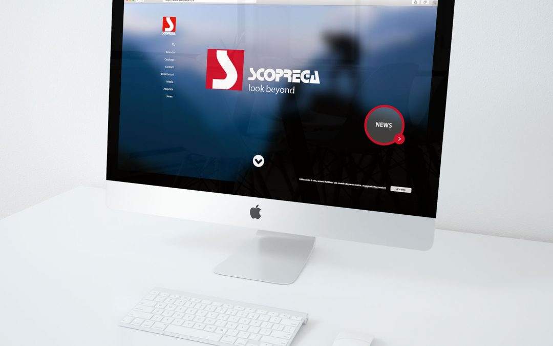 Scoprega website