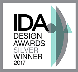 Lastword bookmar wins the IDA Design Award 2017