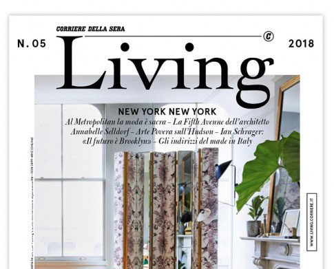 Living magazine speaks about our LastWord bookmark