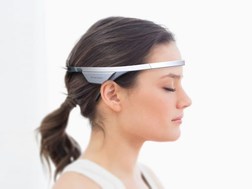 Wearable meditation headset