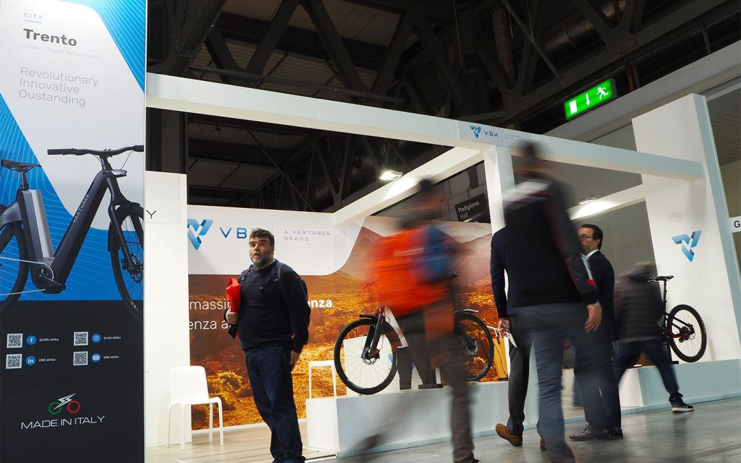 E-bike design at Eicma 2019