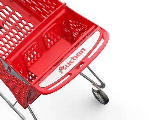 Supermarket cart design